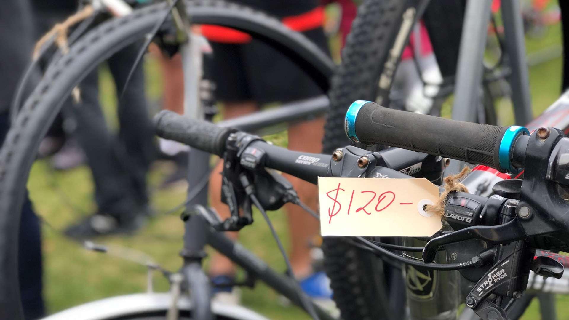 Taupo Secondhand Bike Sale   Love Taupo