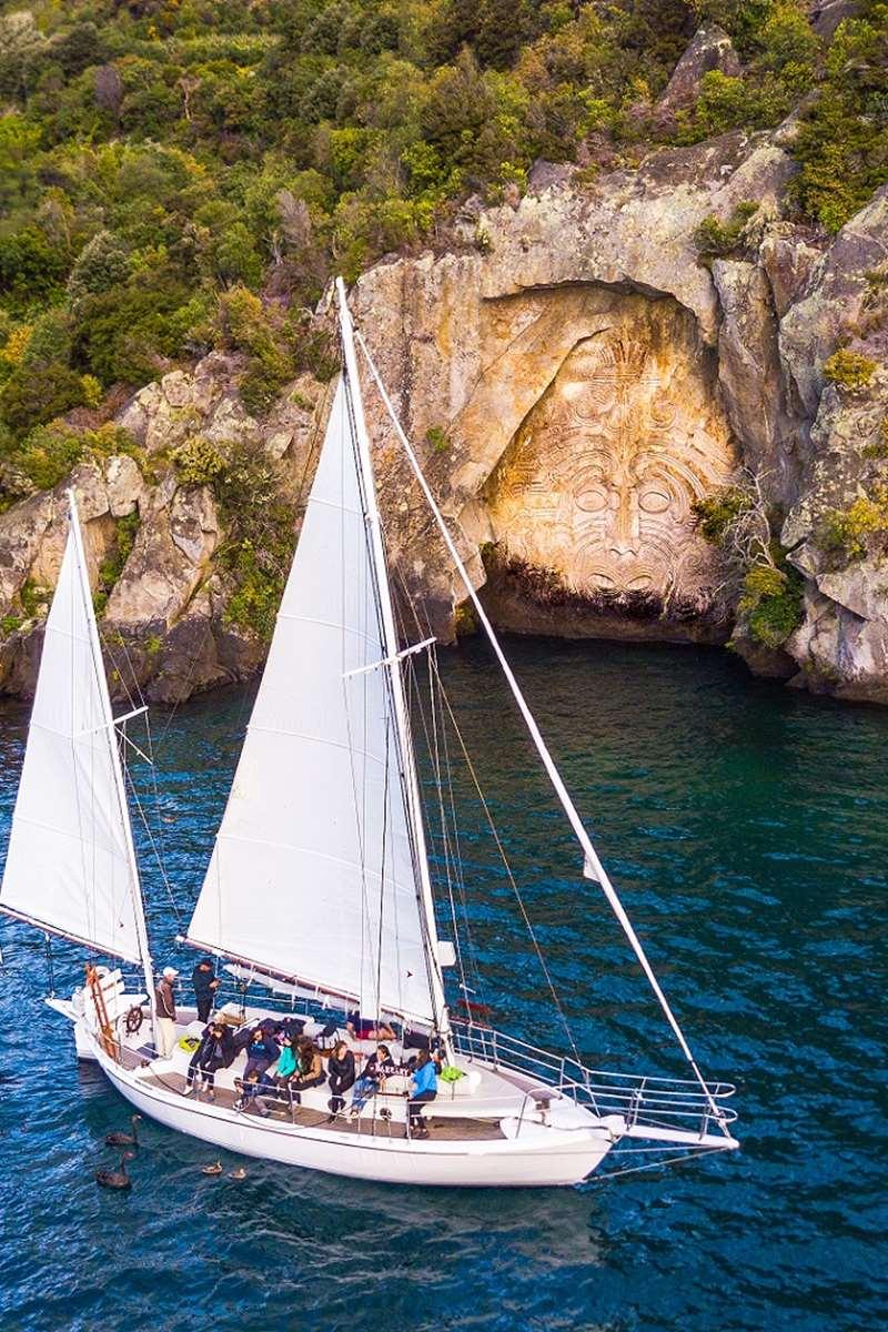 Scenic Cruises Love Taupō