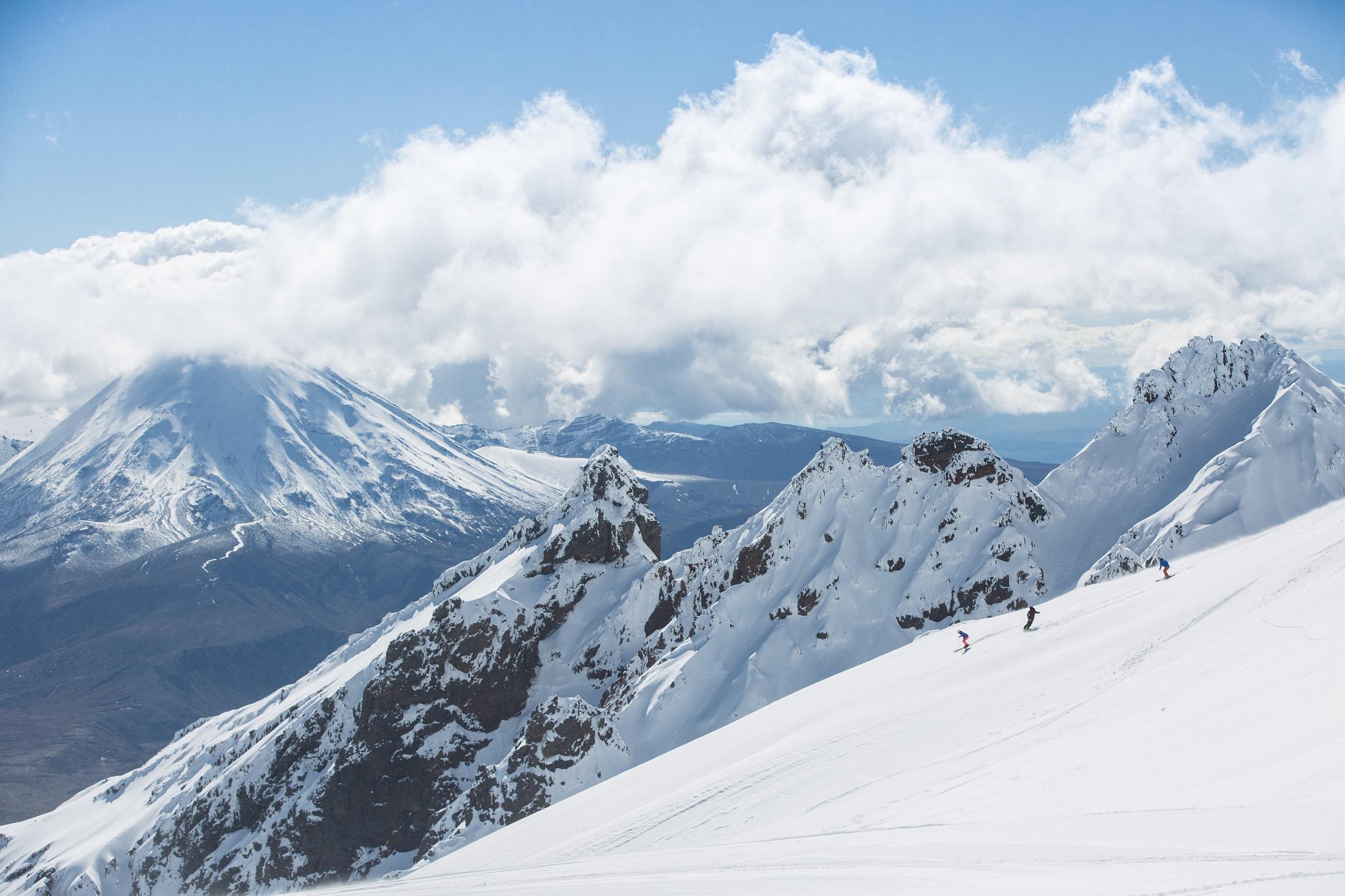whakapapa ski area | love taupō