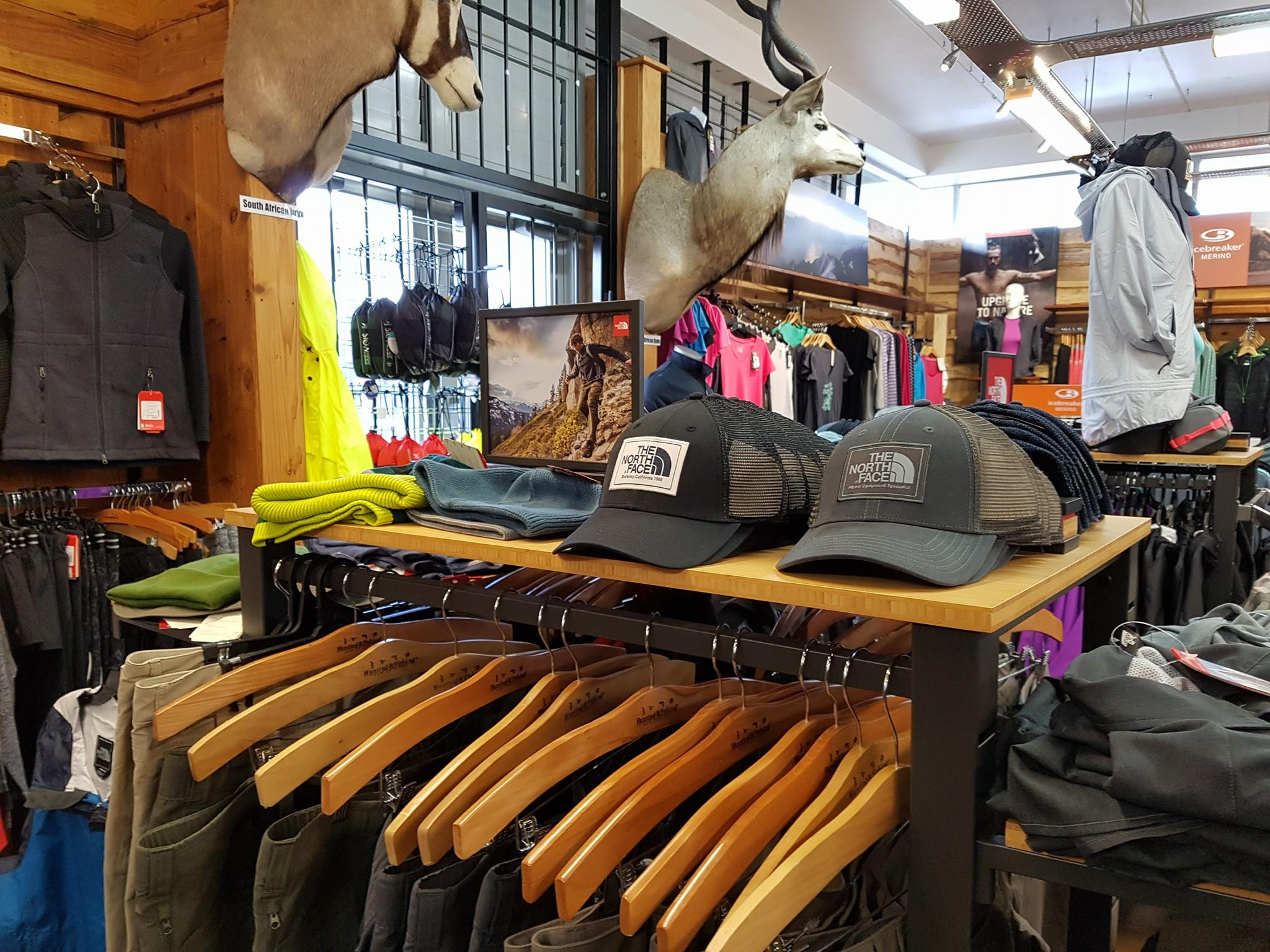 332295f313735 Consequently our sales strengths are in fresh water tackle, firearms and hunting  apparel.