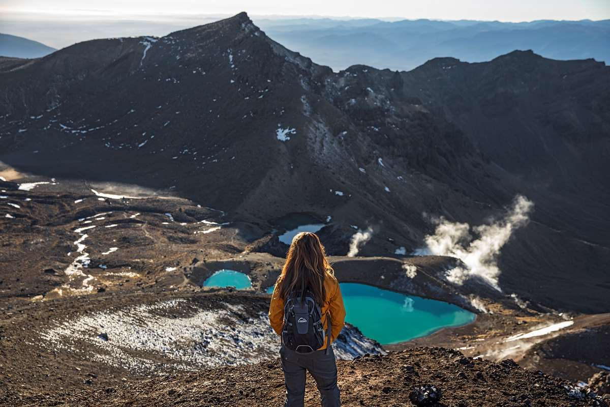Resultado de imagem para Tongariro Alpine Crossing